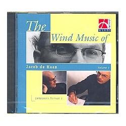 Haan, Jacob de: Wind Music vol.1 : CD