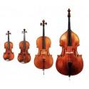 Streichinstrumente und Bögen