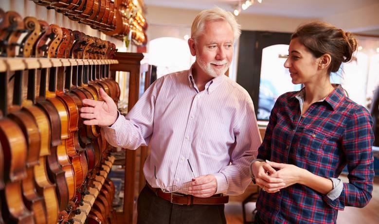 Musik-Instrumente Online bestellen oder direkt im Ladengeschäft in Dresden kaufen