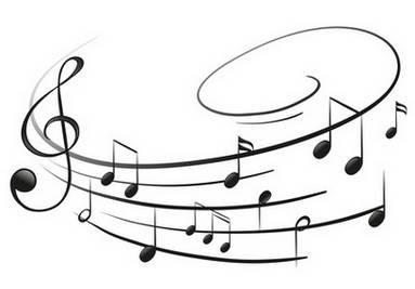 Musiknoten zum selber nachspielen